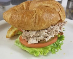 Tuna Salad Croissant