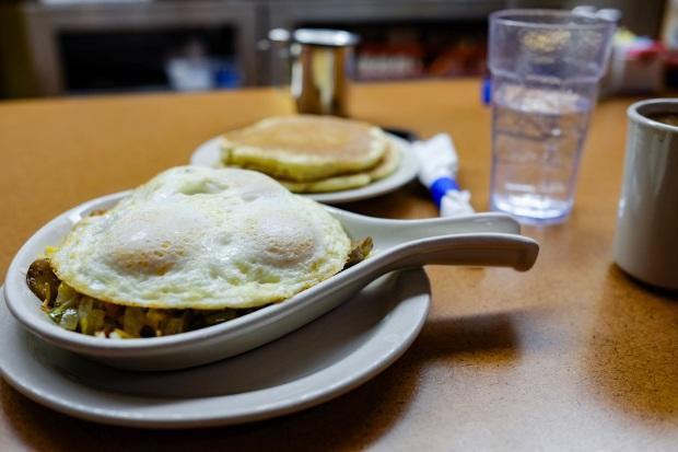 Lumberjack Omelette 8.49